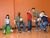 Teatro en Ingles para Alumnos de Infantil
