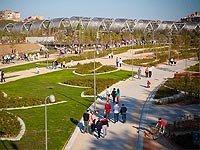 Visitas Escolares, Ven a descubrir  Madrid Río
