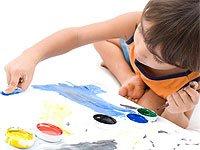 Las actividades artísticas para niños