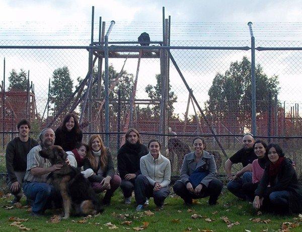 El equipo de Alventus con el equipo de Rainfer