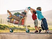 La importancia de una buena Alimentación en los Niños