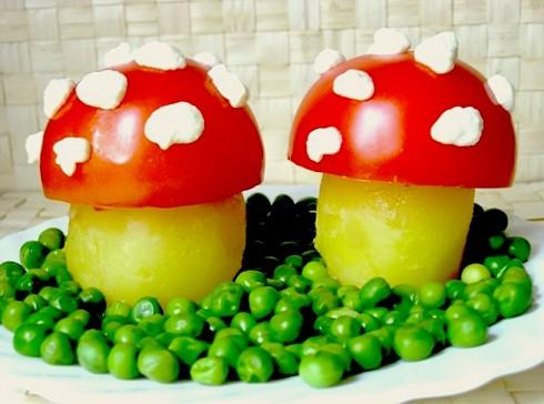 receta minichef setas de patata