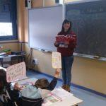 Así es Marta, profesora de la extraescolar de inglés